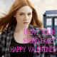 Love This Card With Amy Pond and The TARDIS