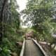 Walking path between the Nongsa Resorts