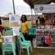 A Trade booth of nationally-produced home care/beauty products (Photo Source: Ireno A. Alcala)