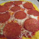 Top with pepperoni.