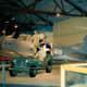 An SBD Dauntless at the Marine Air/Land Museum, Quantico, VA 1989.