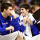 Nick Collison and Kirk Hinrich led KU to two Final Four appearances, teaming up for many great performances