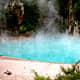 Thermal lake outside of Rotorua