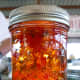 Texas Pepper Jelly at Farmer's Market at Imperial Sugar Land