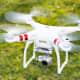 Drone: DJI Phantom 3 Standard quadcopter