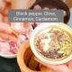 Adding Black Pepper, Clove, Cinnamon, Cardamom