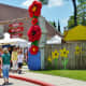 Entrance to Polish Festival
