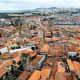 Towards the River Douro.
