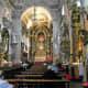 Inside Igreja do Carmo.