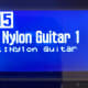 Scene 215 Nylon Guitar 1 has one Tone
