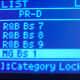 3. Make a selection: MG Bs 1
