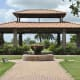 Rose Garden Pavilion at the Corpus Christi Botanical Gardens and Nature Center