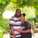 My daughter Wanisha and her husband Mo, did the majority of the driving to Chicago. They enjoyed the trip as well especially the delicious food and botanical garden where this photo was taken.