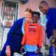 Neighbors joined together in Chicago to repair and upgrade homes in minority areas.