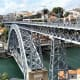 Ponte de Dom Luis 1, Porto.