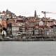View of Porto from Vila Nova de Gaia.