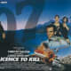License to Kill, UK Poster.