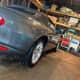 Garage kept Jaguar