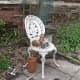 Victorian Garden Seat