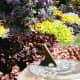 Sundial in the park