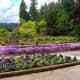 View of the Italian gardens