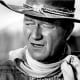 Publicity photo of John Wayne for film The Comancheros. 1961