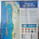 Map of Playa de las Canteras.