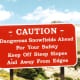 Sign on Trail Ridge Road
