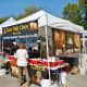 Brazos Valley Cheese Booth