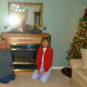 2003 Christmas at my Stepmother's house