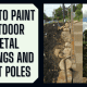 railings-and-light-poles-painting-outdoor-metal