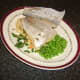 Skin should peel easily from a perfectly cooked fillet of cod