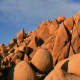 The rocks that look as balls are called giant marbles.