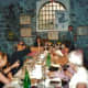 The tasting room at Nino Negri Winery