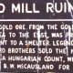 Ashford Mill Ruins