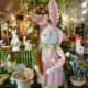Seasonal Easter decor