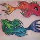 """""""One Fish, Two Fish, Red Fish, Blue Fish,"""" by Dr. Seuss"""