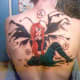Dark Fairy Tattoo