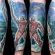 He-Man sleeve