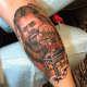 Hagrid tattoo