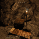 Consider setting up a few deployables inside a cave to make it easier. Maybe go further and set up an entire mini-base!