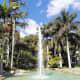 A water feature in Jardin Botanico, Torremolinos.