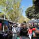 Market day in Torremolinos.
