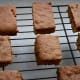 Don't put on the icing until your bars have cooled.