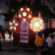 The parol, or the Star of Bethlehem, is traditional In the Philippines