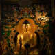 Buddhism: A statue of Gautama Buddha, in India
