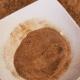 In a small bowl, combine sugar and cinnamon.