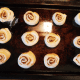 Cut into 12 pieces. Place rolls onto a greased baking sheet. Cover with a cloth and allow the rolls to rise in. a warm place so that they double in size.
