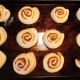 Bake at 350 degrees for 20 - 25 minutes.