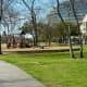 Children's playground street level